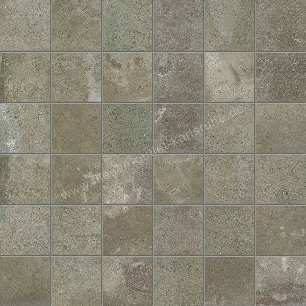 Emil Kotto XL Mosaico 5x5 cm Terra naturale