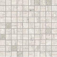 Floorgres Airtech Mosaico Miami White 3x3 cm naturale