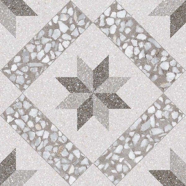 Vives Feinsteinzeug 30x30 cm Farnese Dekor Gadner Cemento