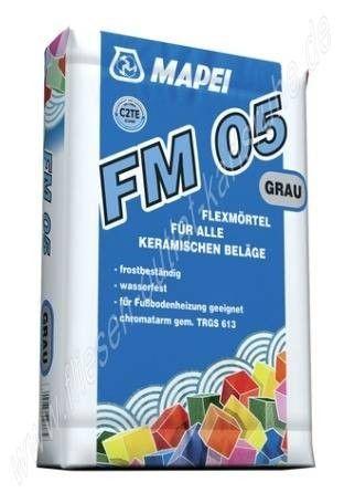 FM05 Flexkleber 25 kg grau