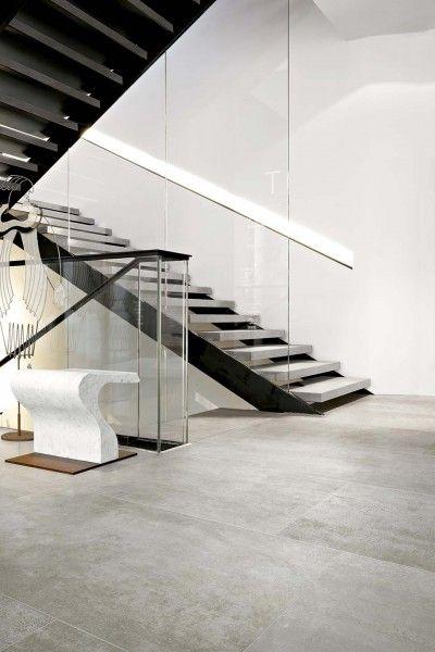 Floorgres Rawtech White 80x80 cm naturale RT