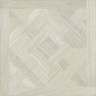 Casa dolce Casa Wooden Tile Decor white 80x80 cm Art.741893