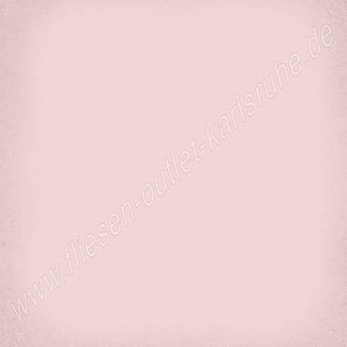 Vives 1900 - Steinzeugfliese 20x20 cm rosa