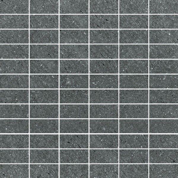 Mirage Mosaik Mattoncino SO02MC60 Stones 2.0 Basaltina Grigia