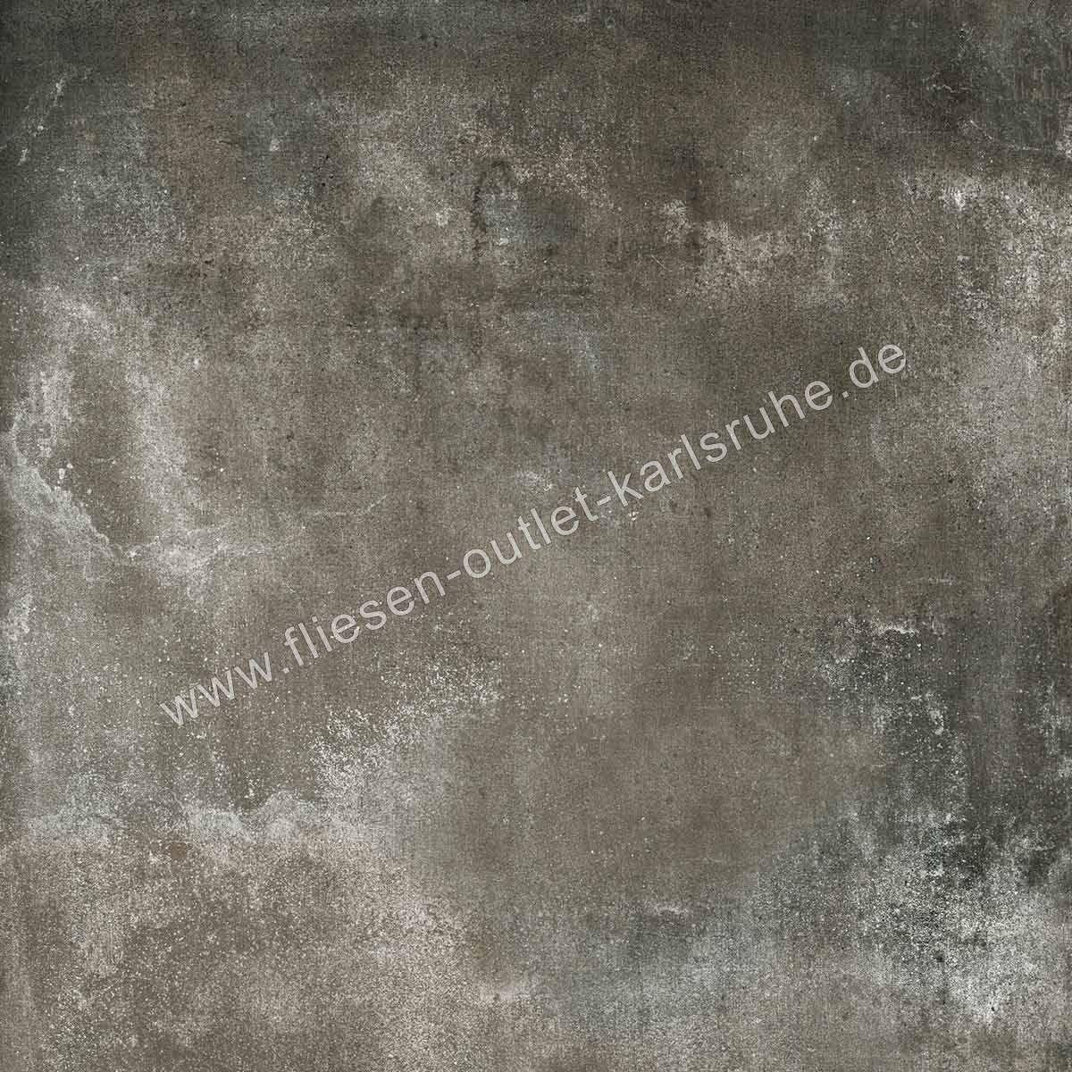 Mirage Of02 Feinsteinzeug Officine Dark 60x60x1 Cm Fliesen Outlet