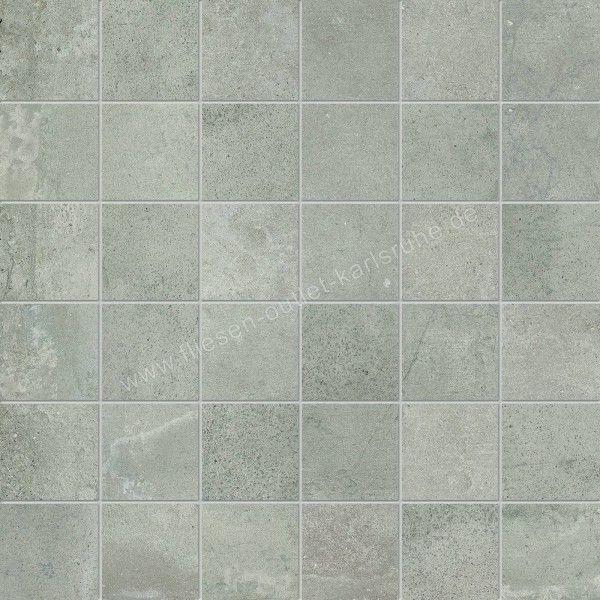 Emil Kotto XL Mosaico 5x5 cm Cenere naturale