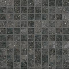 Floorgres Airtech Mosaico London Black 3x3 cm naturale