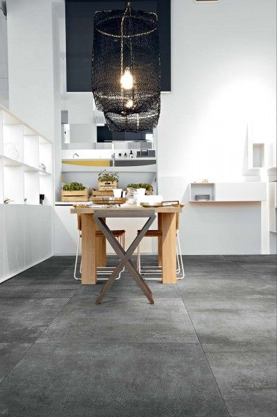Floorgres Rawtech Coal 40x80 cm naturale RT