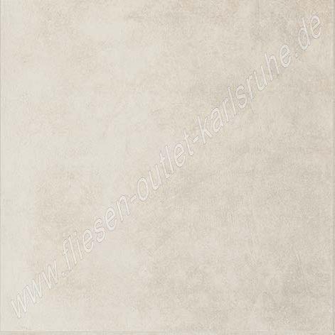 Floorgres Terrassenplatte 60x60x2 cm Industrial Ivory Bocciardato RT