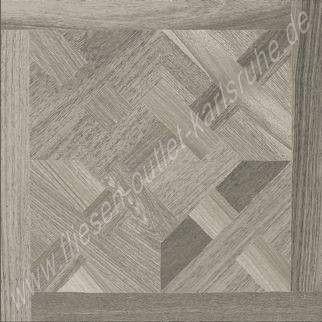 Casa dolce Casa Wooden Tile Decor gray 80x80 cm Art.741894