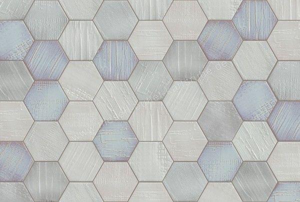 Mirage Glocal Dekor Ruche Blanc 12,5x10,9 cm