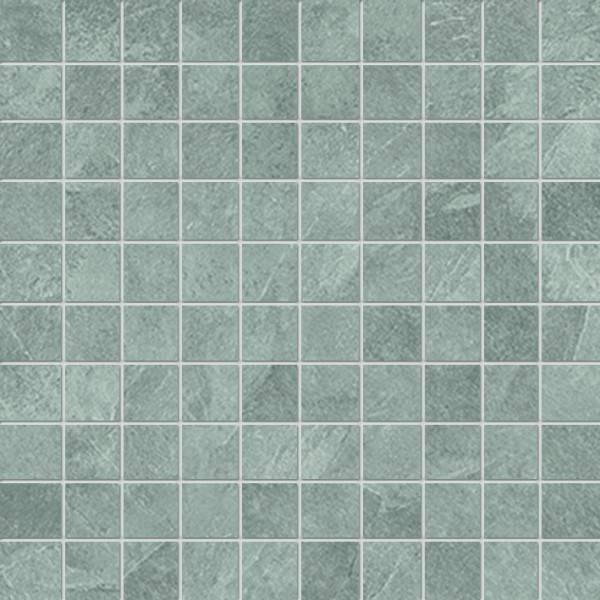 Ergon Cornerstone Slate Grey 3x3 cm Mosaico