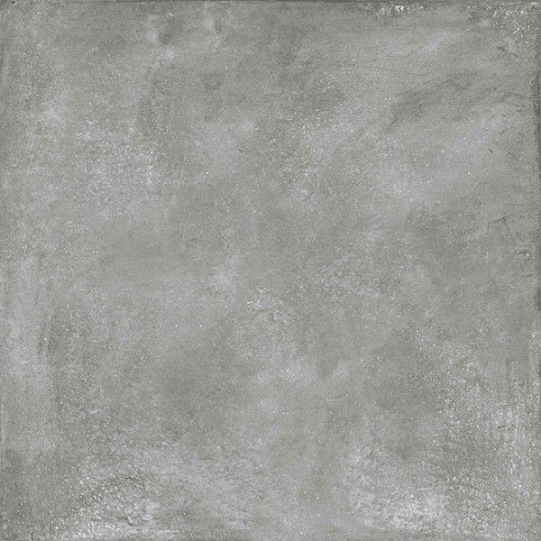 Vives Rift Grafito 80x80 cm naturale rektifiziert