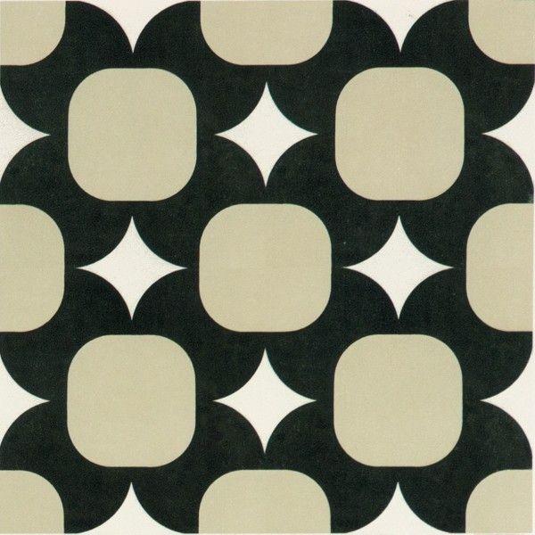 Emil Be-Square 20x20 cm Dekor Majolica