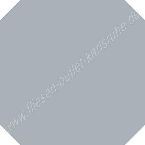 Vives Vodevil Achteckfliese 20x20 cm grau