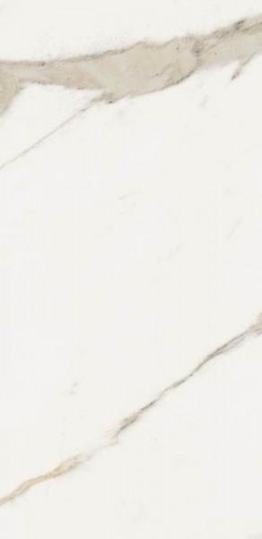 Trilogy 0.3 Zero Calacatta White soft / matt 50x100x0,55 cm