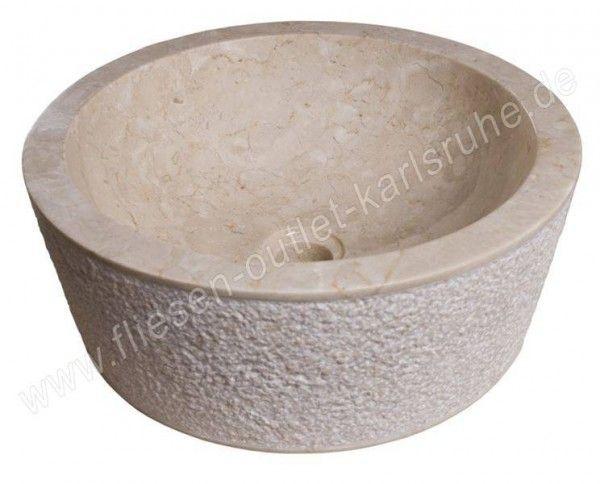 Tercocer Stein Waschbecken Marmor Marfil Brillo Fliesen Outlet