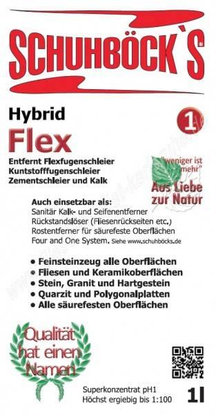 Schuhböck Hybrid Flex 1 L