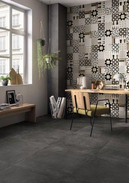 Emil Be-Square 20x20 cm Dekor Concrete-Mix