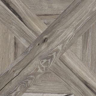 Planches de Rex Dècor 80x80 cm Perle matte