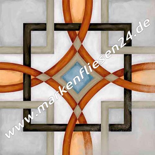 Dekorierte b den traditional fliesen outlet - Zementfliesen outlet ...