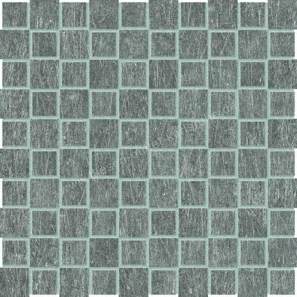 Ergon Metal.It Mosaico Tip Tap Naturale Black Nickel 30x30 cm RT