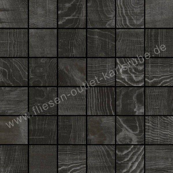 Colorker Eternal Wood dark Mosaik 5x5 cm