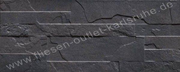 Sichenia Pavéwall 16,5x41 cm nero