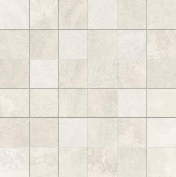 Emil Petra white 5x5 cm Mosaico naturale Art.I304P0R
