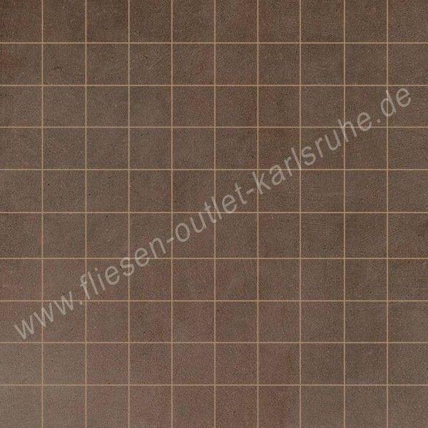 Floorgres Industrial Mosaico Moka 3x3 cm naturale