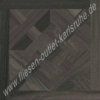 Casa dolce Casa Wooden Tile Decor brown 80x80 cm Art.741897