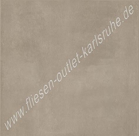 Floorgres Industrial 6 mm Taupe 80x80 cm naturale RT