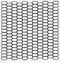 Casamood Neutra 6.0 Vetro Lux Mosaico C 1,6x3,2 cm