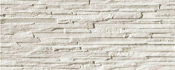 Sichenia Pavéwall house 16,5x41 cm bianco