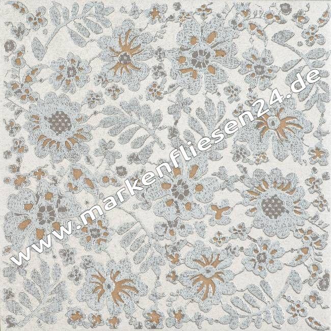 Feinsteinzeug eco arkadia elegance ricamo bianco 20x20 cm - Fliesenforum karlsruhe ...