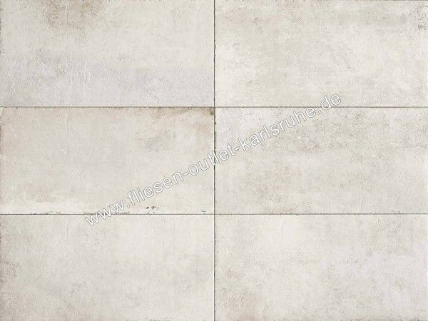 La Roche di Rex Blanc 60x60 cm Anticato naturale