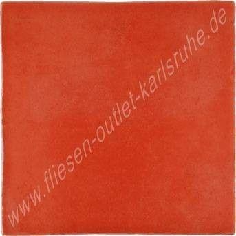 Wandfliese 20x20 cm Aranjuez Carmesi