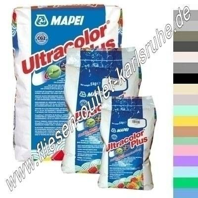 Mapei Ultracolor PLUS 112 mittelgrau 5 kg