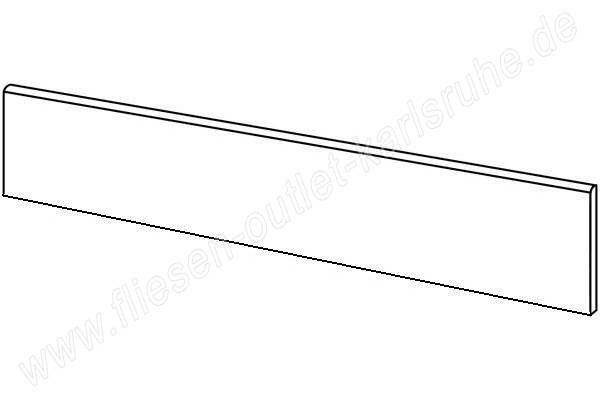 Mirage Quarziti QR04 7,2x60 cm Sockel River