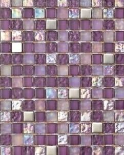 Fresh violett 30x30 cm