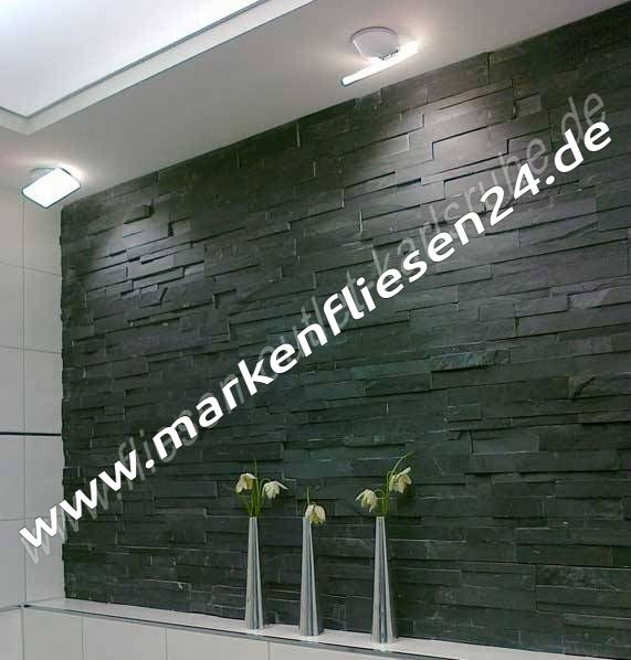 Laja negro naturstein verblender tercocer fliesen outlet - Zementfliesen outlet ...