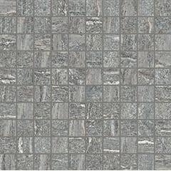 Floorgres Airtech Mosaico Stockholm Greige 3x3 cm naturale