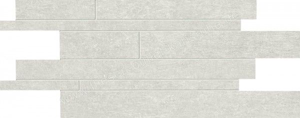 Ergon Metal.It Listelli Sfalsati Platinum 30x60 cm Naturale RT