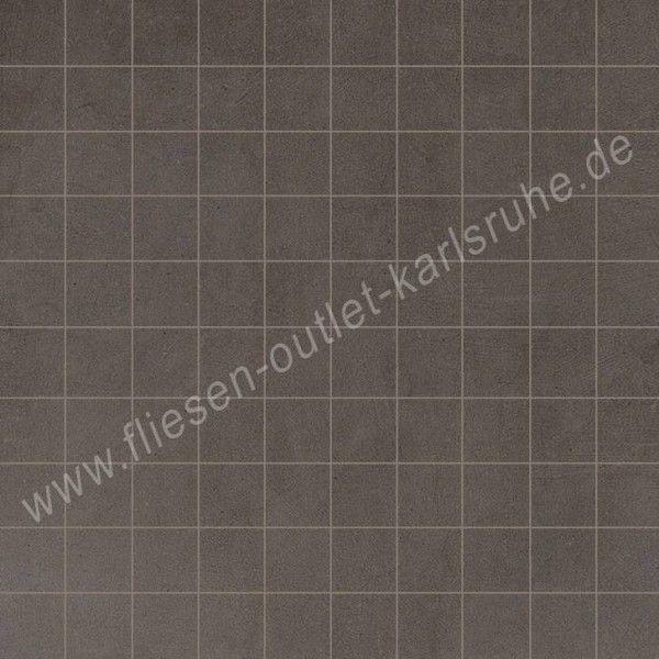 Floorgres Industrial Mosaico Plomb 3x3 cm naturale