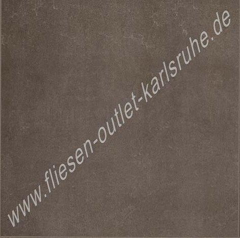 Floorgres Industrial 6 mm Moka 80x80 cm naturale RT