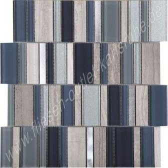 Stripes cold 30x30 cm