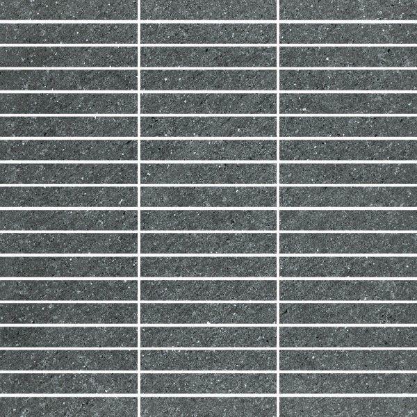 Mirage Mosaik Tribend SO02MC75 Stones 2.0 Basaltina Grigia