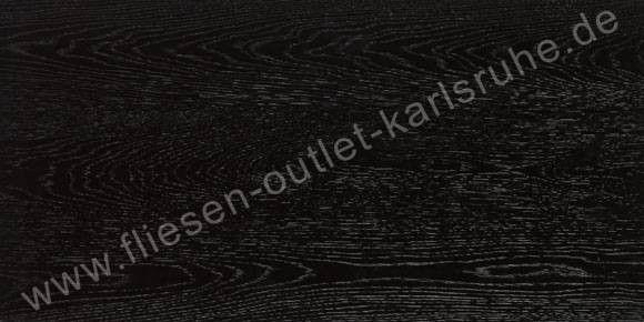 Vives Arhus Feinsteinzeug 44,3x89,3 cm negro