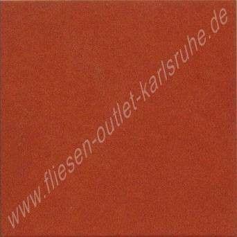 Vives 1900 - Steinzeugfliese 20x20 cm rojizo