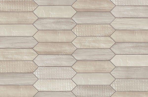 Mirage Glocal Dekor Tissue Beige 7,5x28 cm